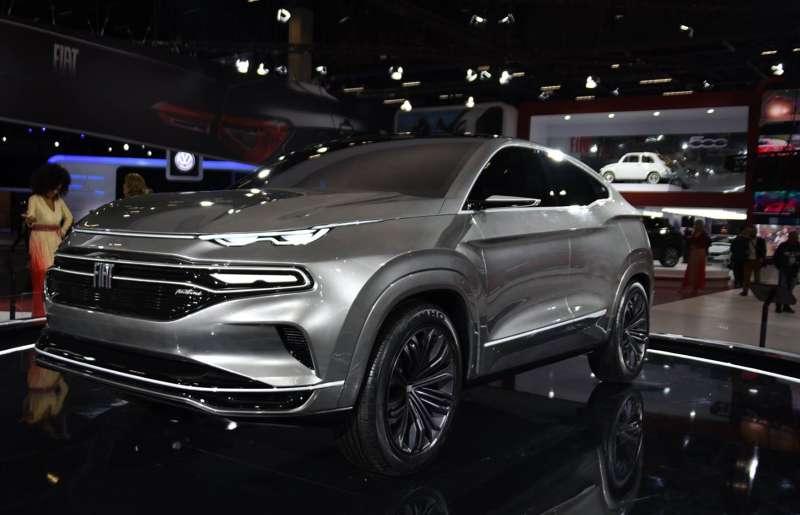 Fiat показал купе-кроссовер. Это будущий конкурент Renault Arkana!