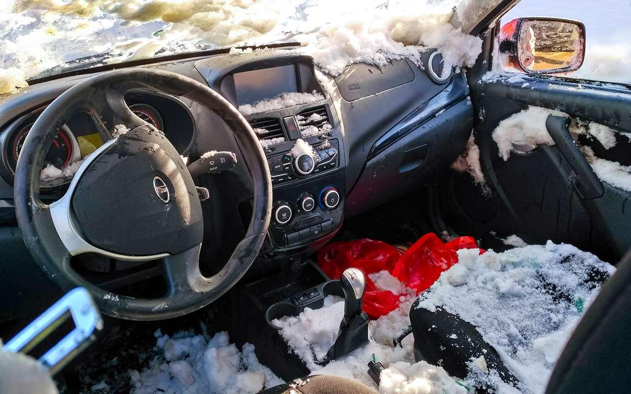 Бюджетный кузовной ремонт, или Как мывосстанавливали Калину после переворота— фото 901682