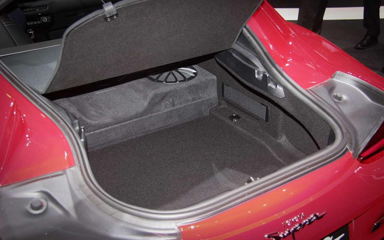 Новая Toyota Supra— легенда возвращается (ивРоссию тоже!)— фото 955293