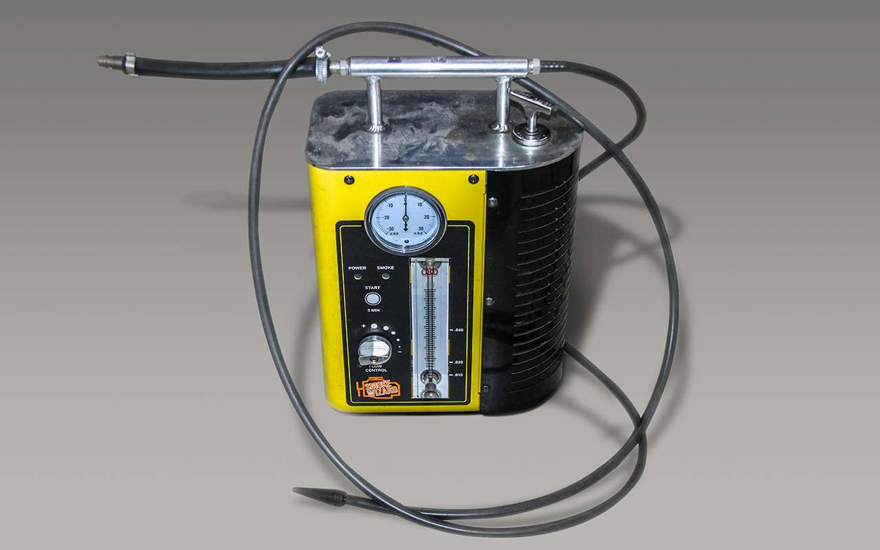 Диагностика дизельных двигателей— исследование ЗР— фото 798466