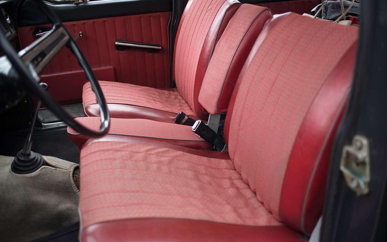«Кривой» руль, 6-местный салон, адская цена... - невероятные факты о ГАЗ-24 - фото 1081868