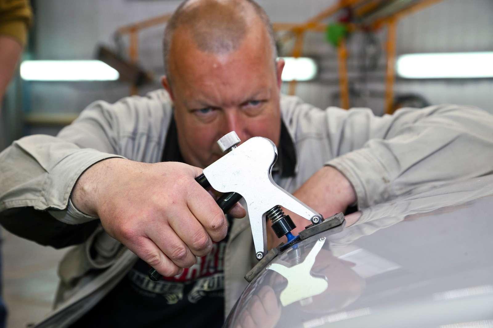 Технологии локального кузовного ремонта: ловкость рук— фото 612151