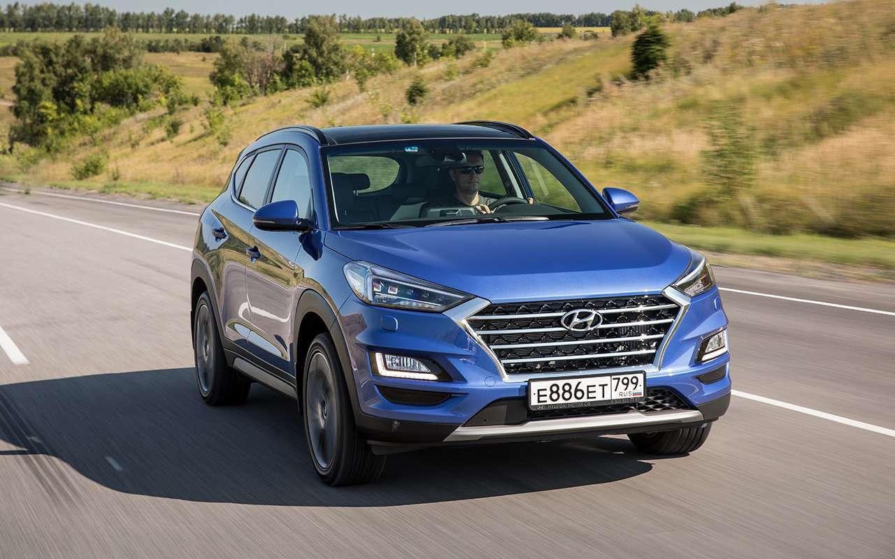 5 поводов задуматься опокупке обновленного Hyundai Tucson— фото 929349
