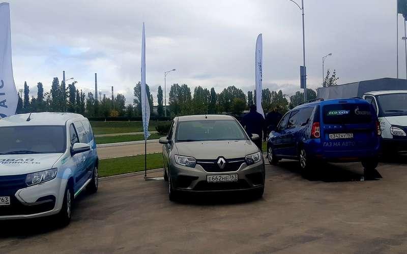 Renault Logan получит новую (экономичную) версию