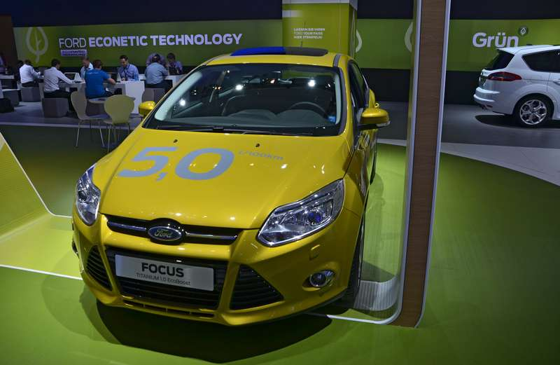 Ford Focus (Eco Boost 1.0)