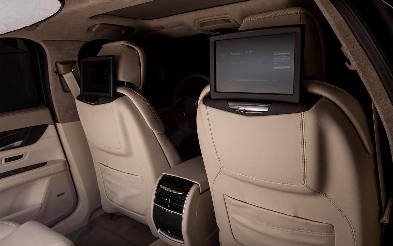Cadillac CT6— первый тест-драйв— фото 850796