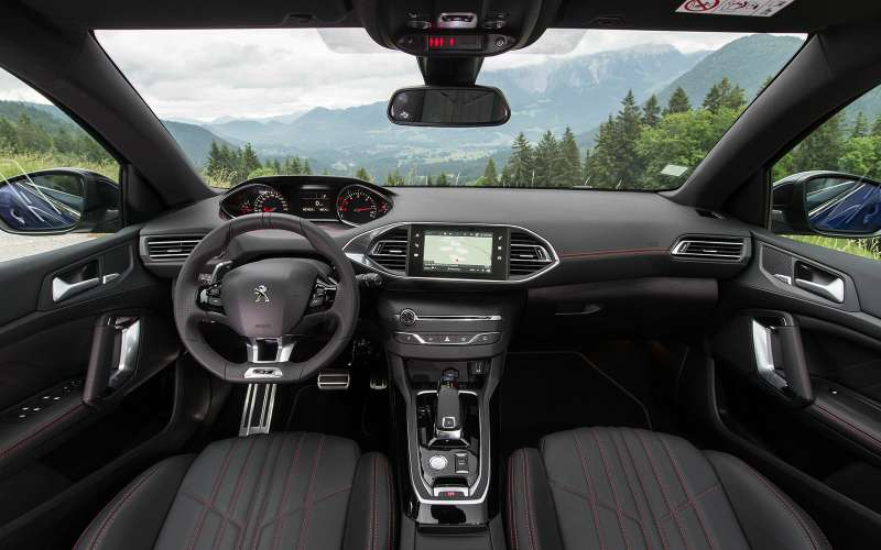 2018 Peugeot 308 рестайлинг