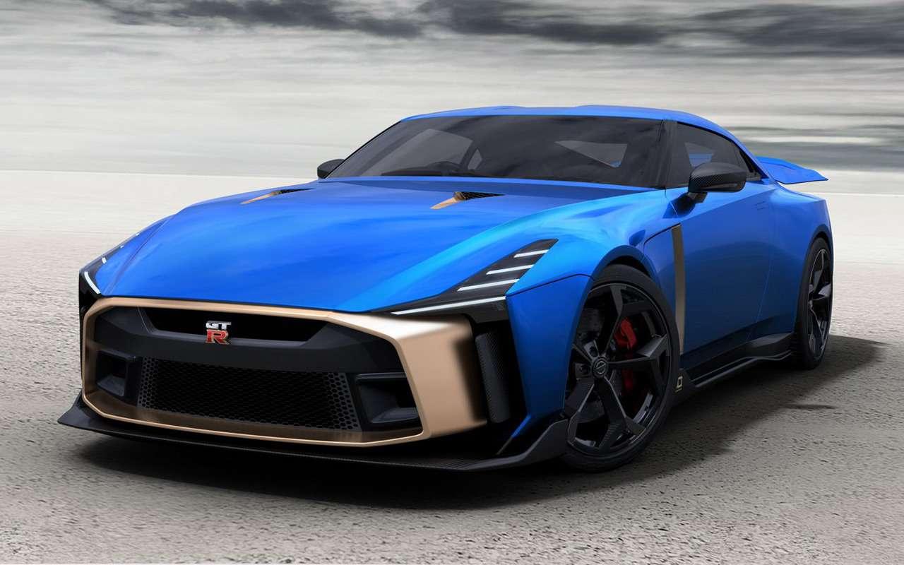 У Nissan появится спорткар за1млн евро— фото 929706