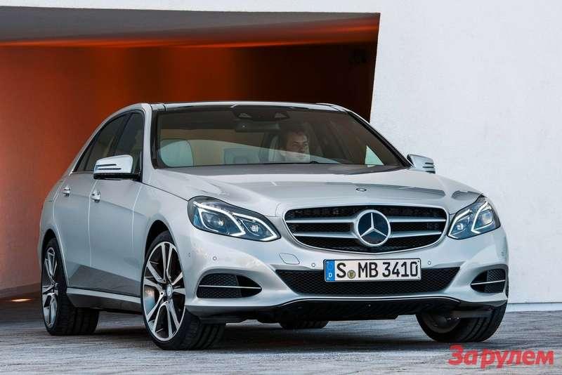 Mercedes Benz EClass 2014 1600x1200 wallpaper 04