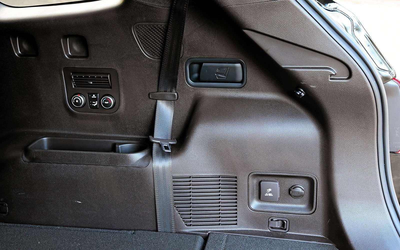 Новый Nissan Murano против конкурентов: длинные рубли— фото 691705