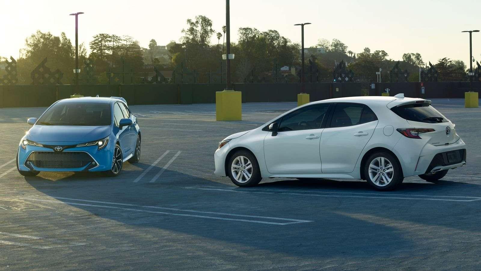 Новая Toyota Corolla: они назвали еенеудержимой!— фото 856187
