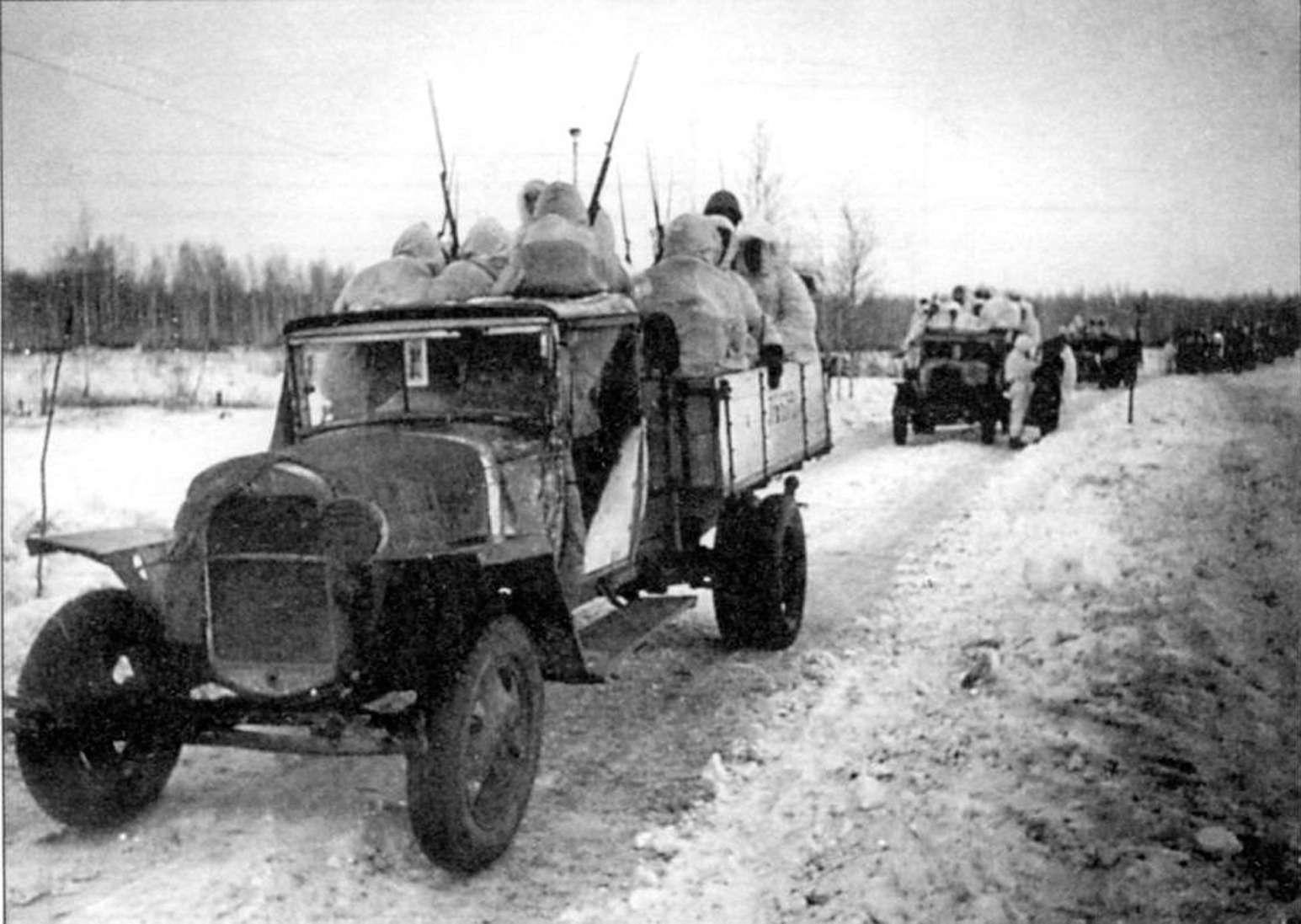 ГАЗ-ММ 1942