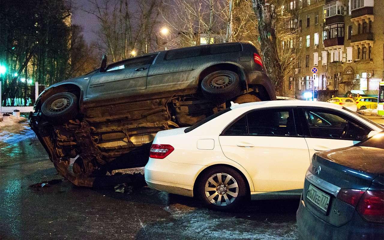 Автомобиль повредили настоянке— что делать? Инструкция ЗР— фото 846951