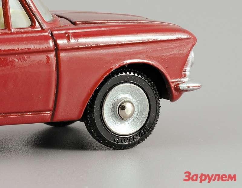 «Москвич-408» Dinky Toys