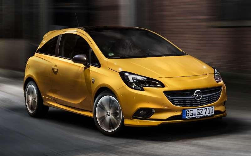 Новый Опель Corsa получит платформу Peugeot-Citroen