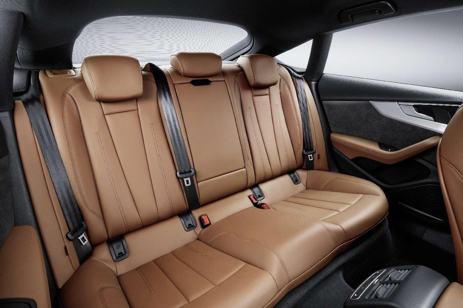 Пятая точка: Audi показала новый A5Sportback— фото 631258