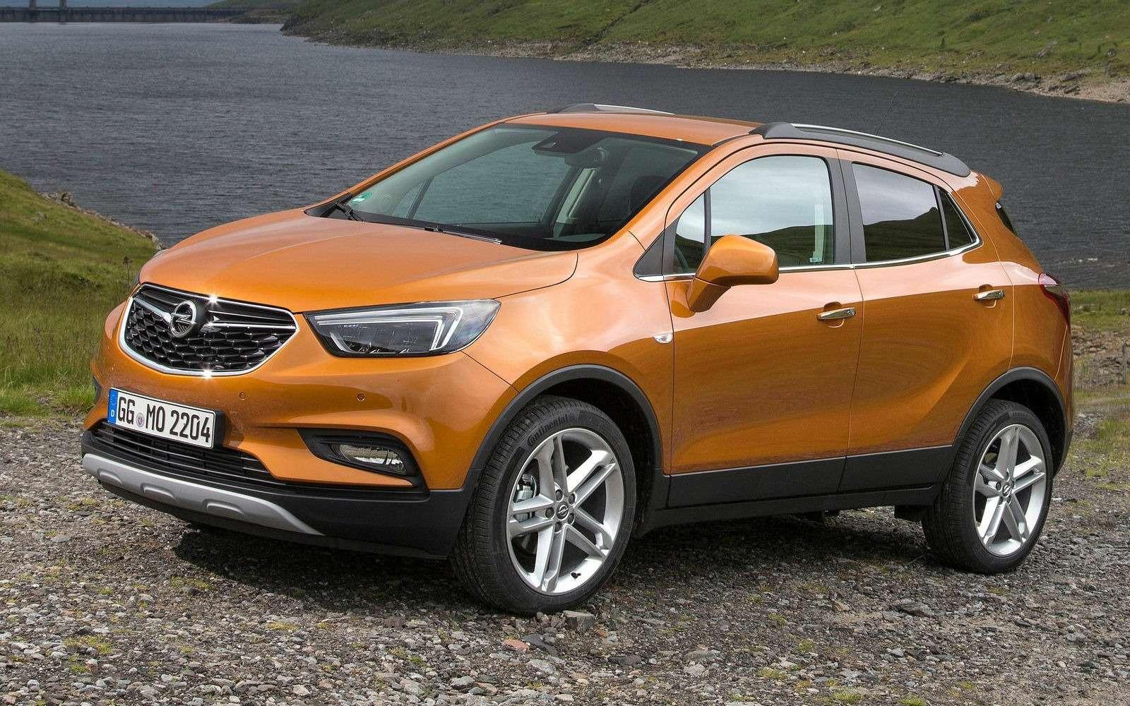 Opel, вернись! 6классных моделей, которых ждут оттебя вРоссии— фото 913063