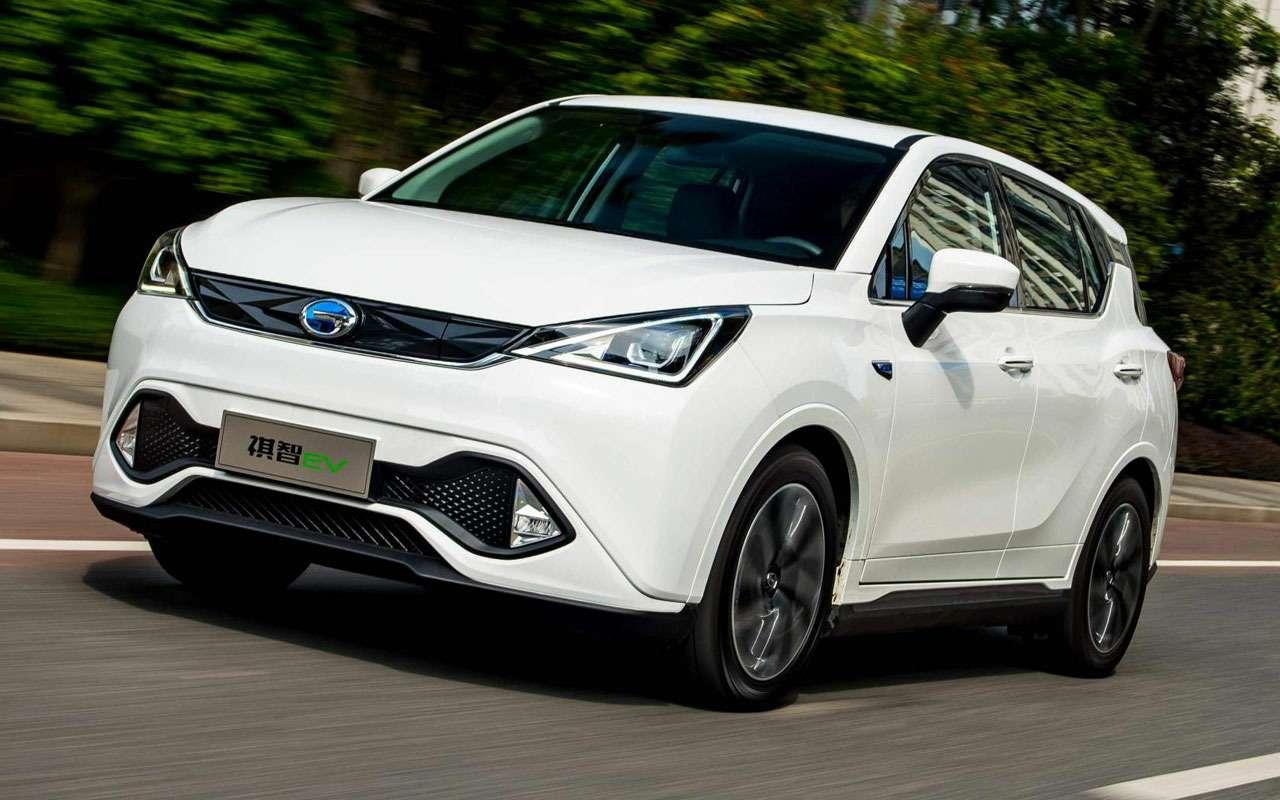 Продать больше, чем BMW: планы нового «китайца» вРоссии— фото 964758