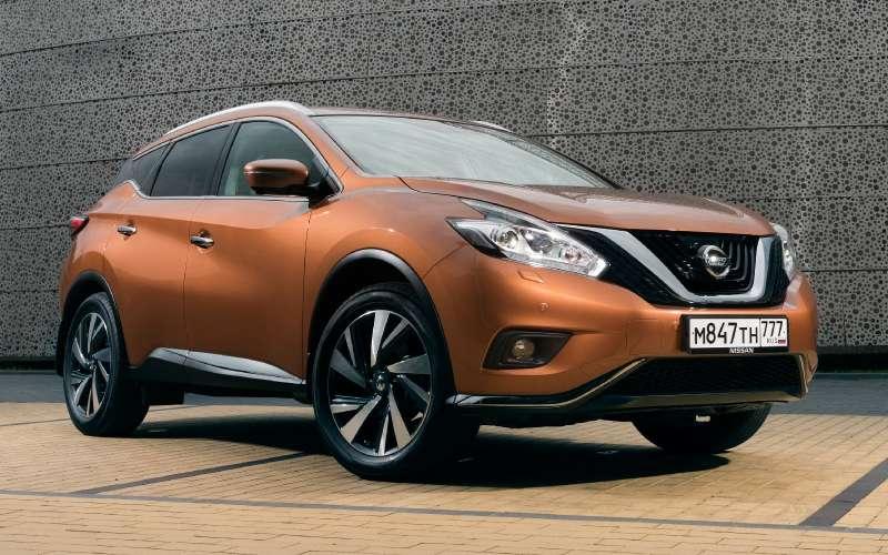 Объявлены рублевые цены нановый Nissan Murano