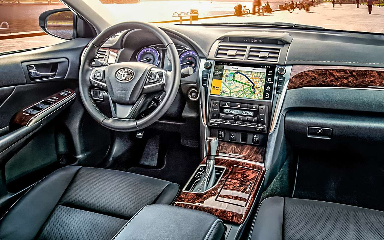 Hyundai Sonata или Toyota Camry— выбор ЗР— фото 810005