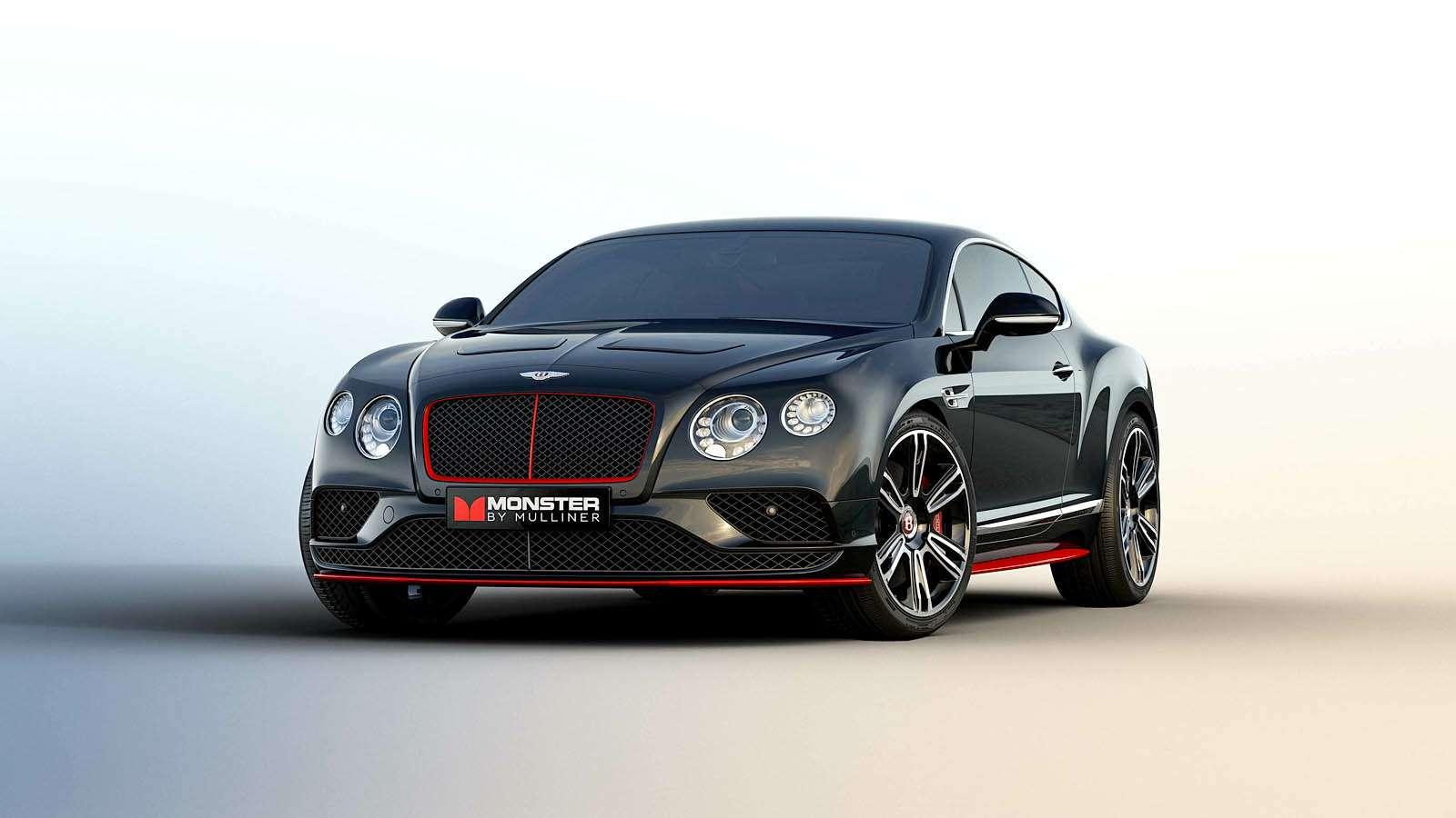 Bentley Continental GTMonster byMulliner