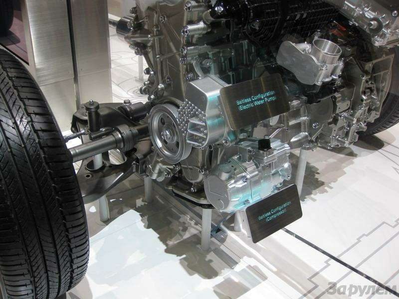 Toyota Prius III: Наголодном пайке— фото 92525