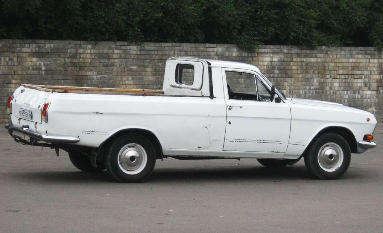 Неизвестная Волга — 15редчайших версий ГАЗ-24— фото 988784