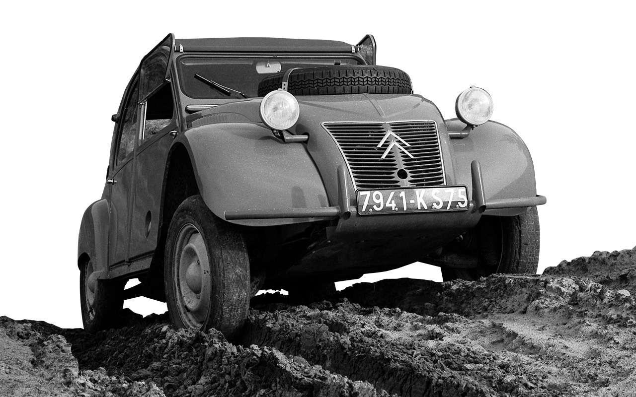 Машина длядиректоров иколхозников— история уникального Москвича‑411— фото 1018457