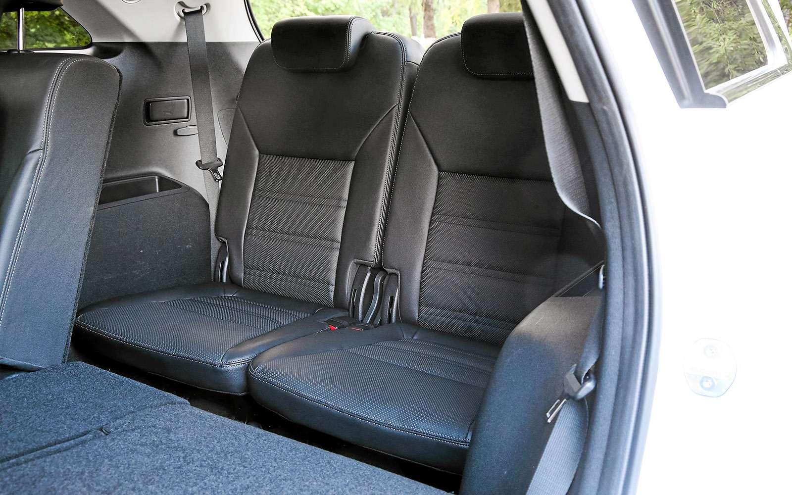 Новый Nissan Murano против конкурентов: длинные рубли— фото 691720