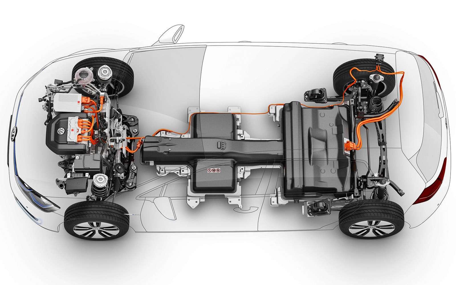 Volkswagen Golf — сравниваем новые версии— фото 755762