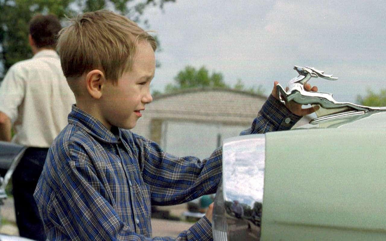 ГАЗ-21: любимая машина Папы Римского, Гагарина иПутина— фото 1116042