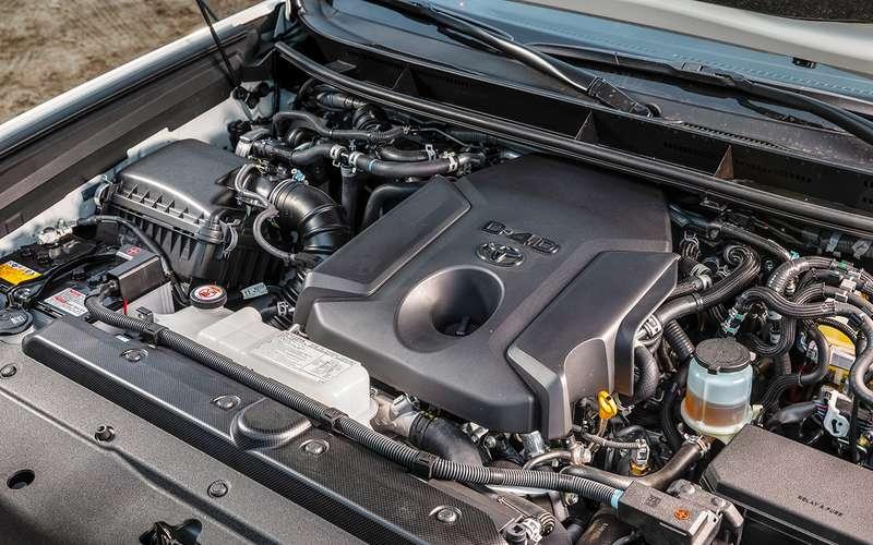 4 важных (иединственных) обновления Toyota LCPrado