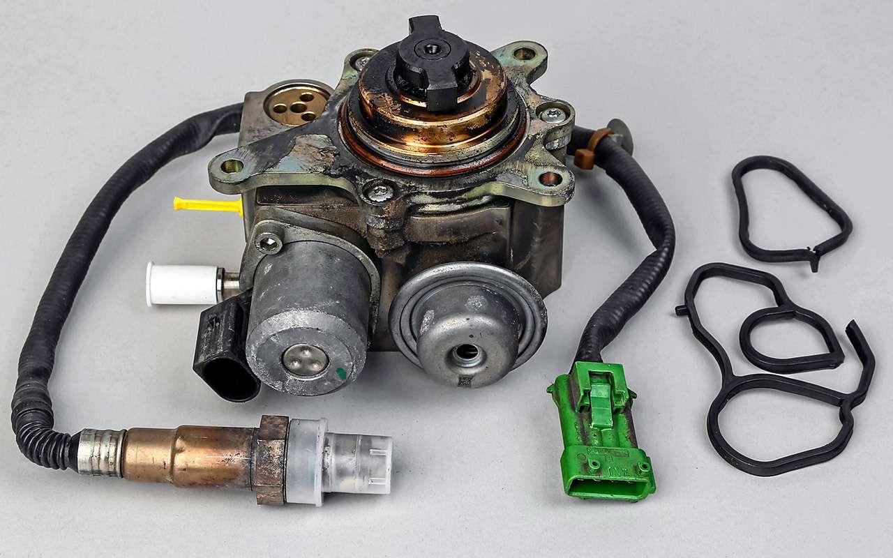 Всереальные (инадуманные) проблемы мотора Peugeot-Citroen— фото 1058390