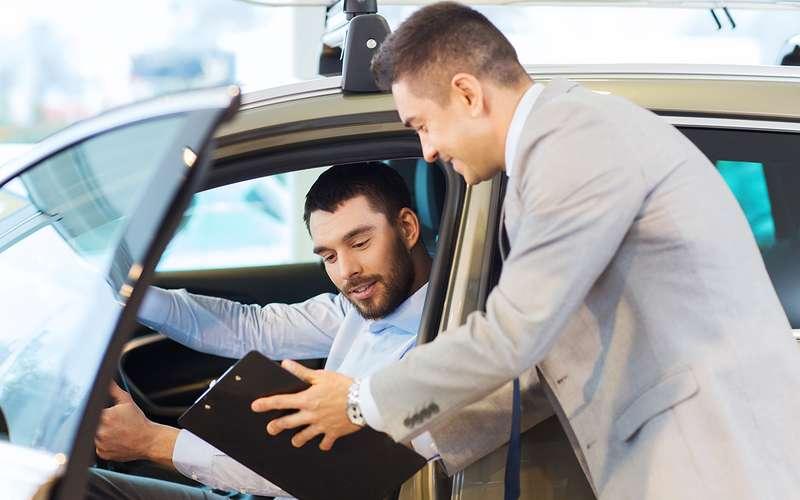 Какие документы нужны дляпокупки автомобиля вавтосалоне?