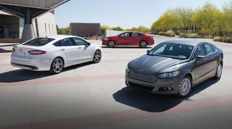 Ford рассчитывает науспех нового Mondeo засчет платформы Lincoln