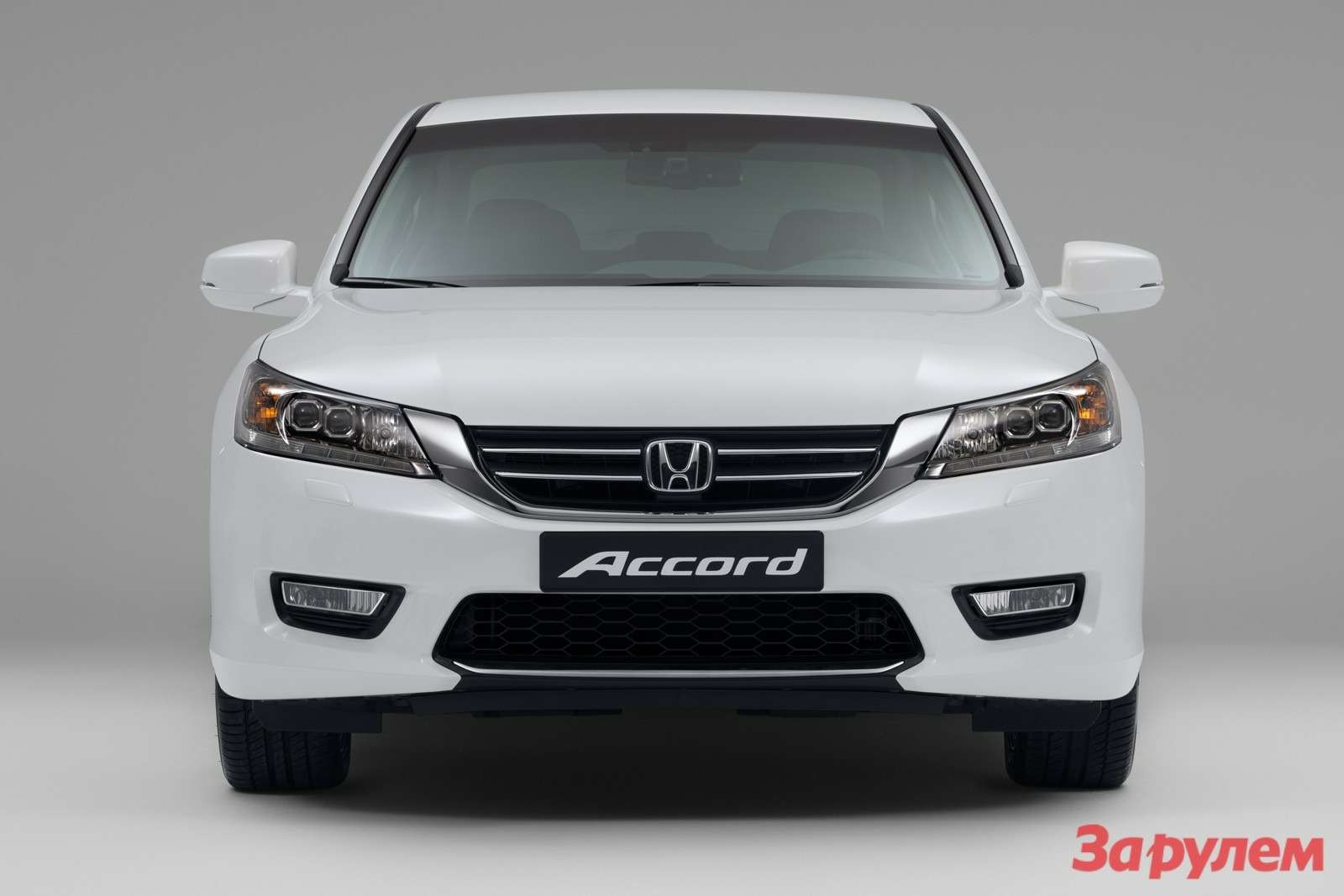 accord front