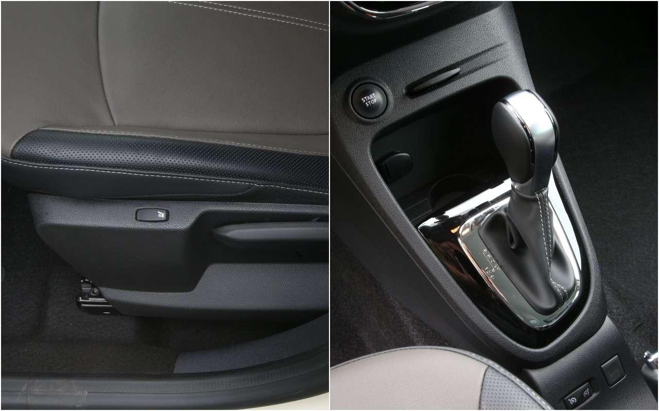 5 плюсов идве спорные особенности Renault Kaptur— фото 876333