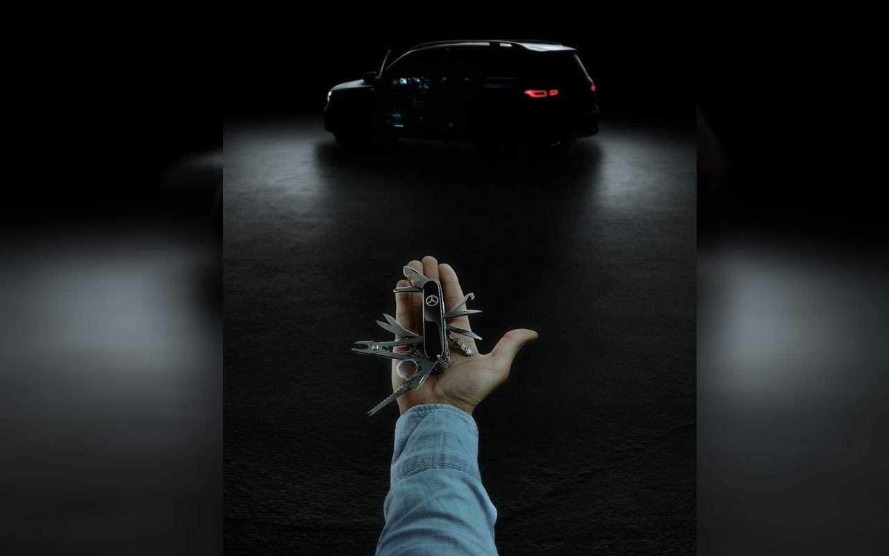 Mercedes-Benz опубликовал фото малыша Gelandewagen— фото 978885