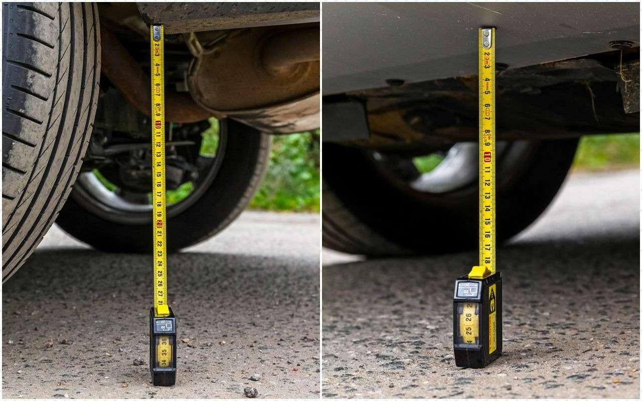 Ford Kuga изпарка ЗР: смотрим напросвет— фото 831435