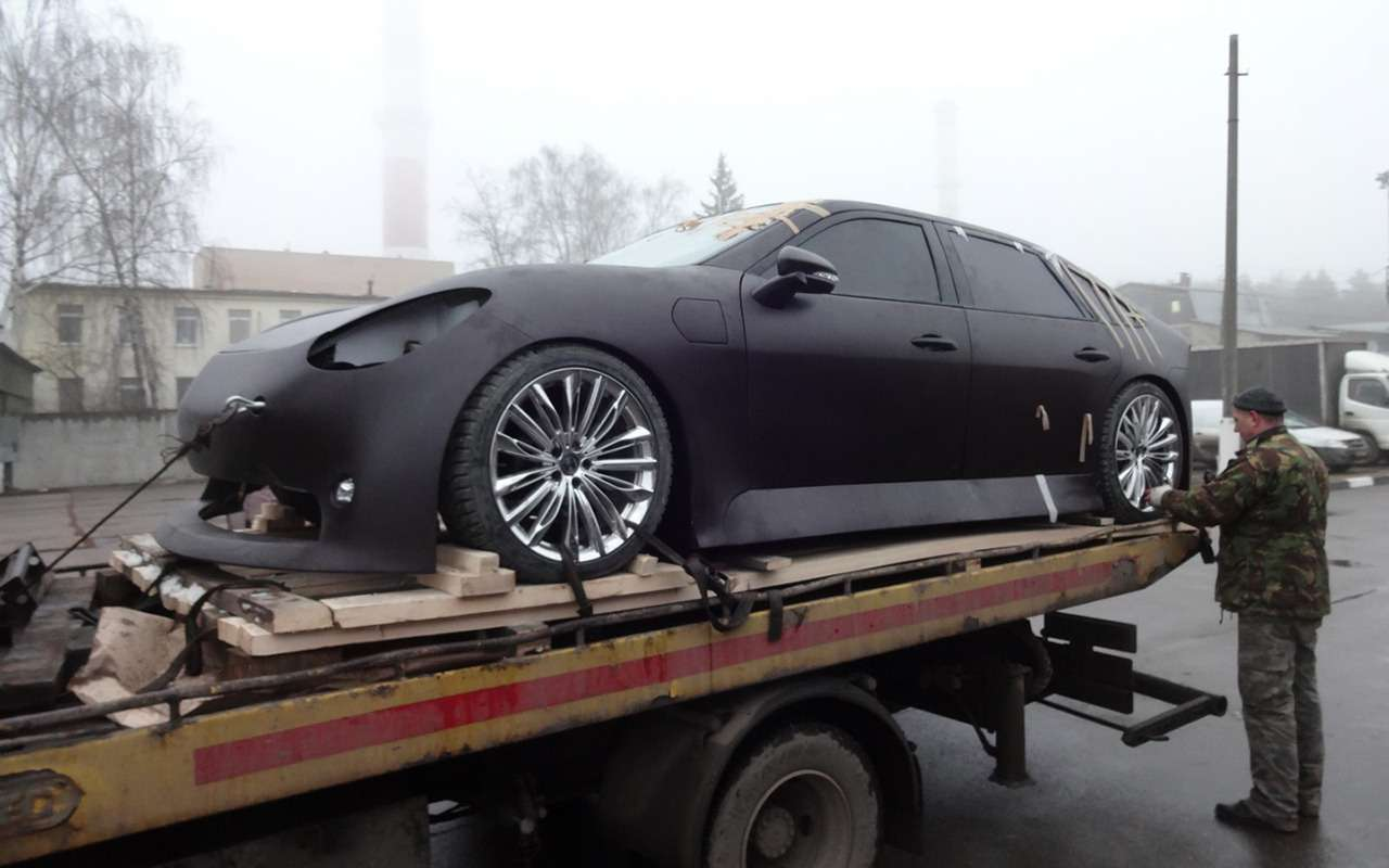 Новый российский автомобиль Monarch: как насамом деле онсейчас выглядит— фото 1042026
