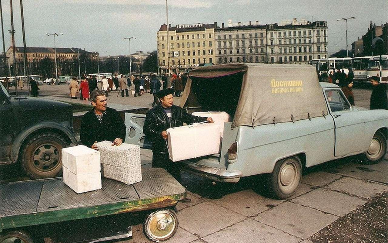 11модификаций Волги ГАЗ-21, которых какбы небыло— фото 970887