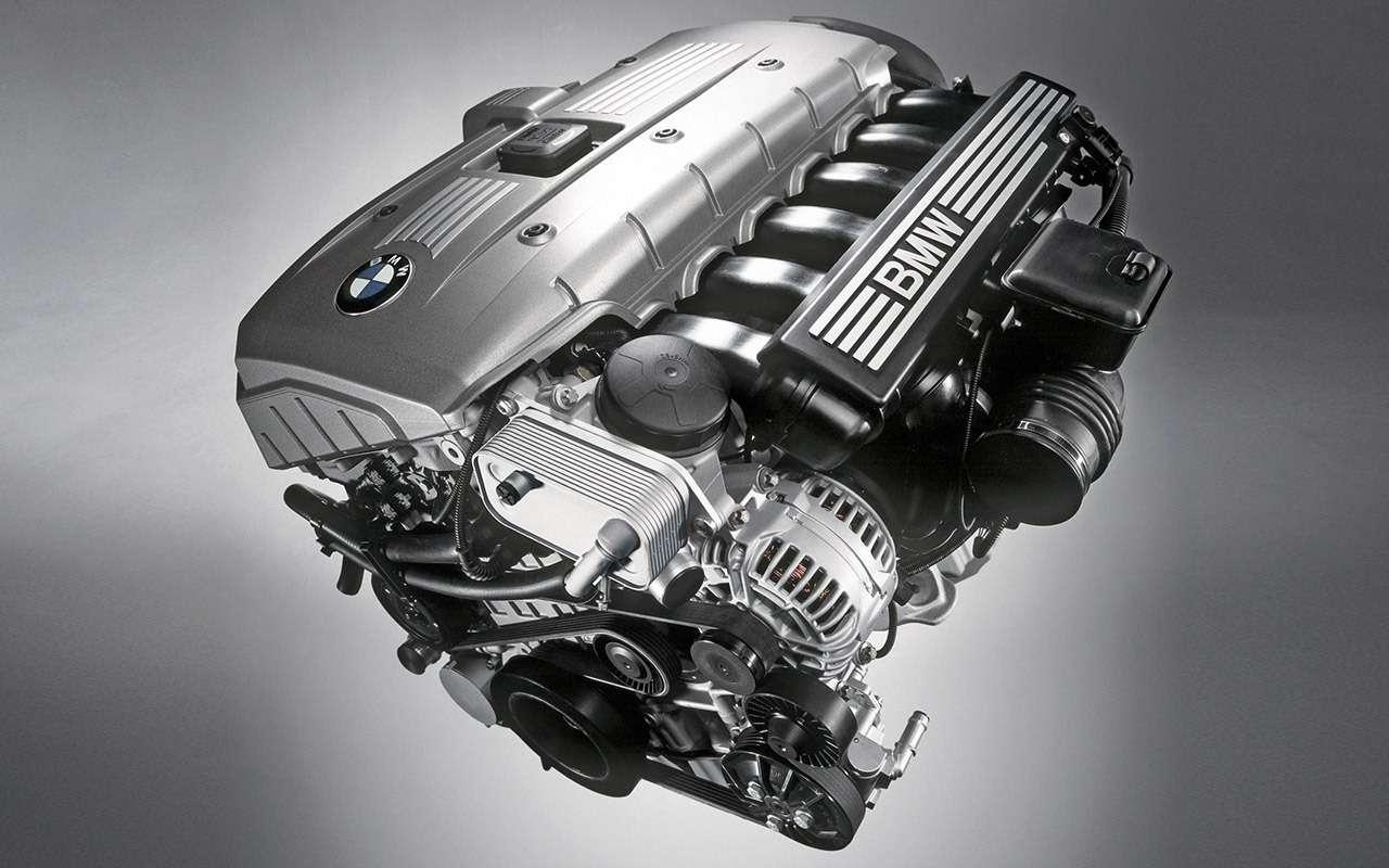 BMW5‑й серии (F10): полный список проблем— фото 1180713