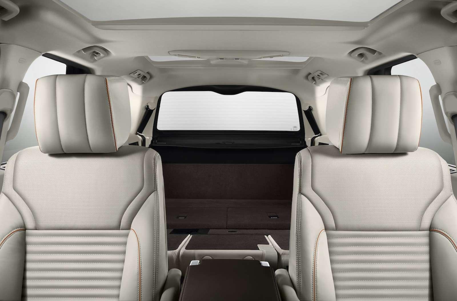 Диско уже небудет прежним: объявлены цены нового Land Rover Discovery— фото 676027