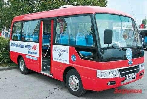 Китайские автобусы переводятся нагаз так жеэлементарно, как илюбые другие. Былобы желание...