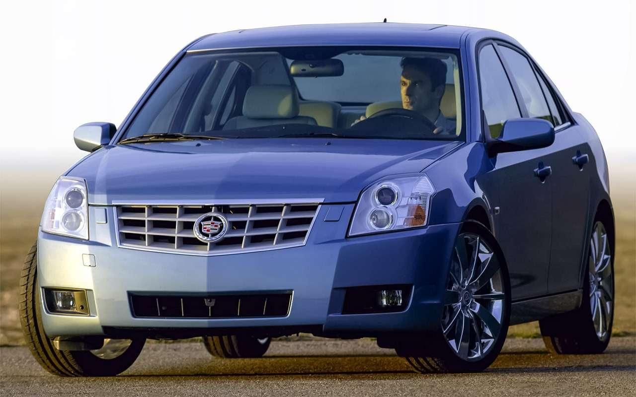 Тест самого дешевого кроссовера Cadillac. Сдизелем, кстати!— фото 1220519
