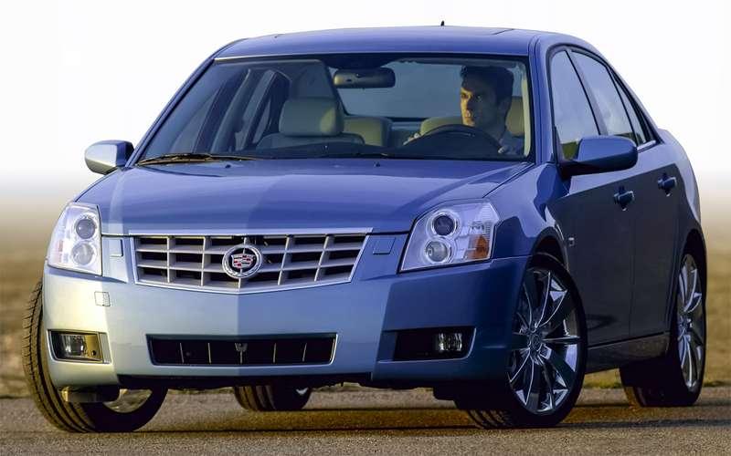 Тест самого дешевого кроссовера Cadillac. Сдизелем, кстати!