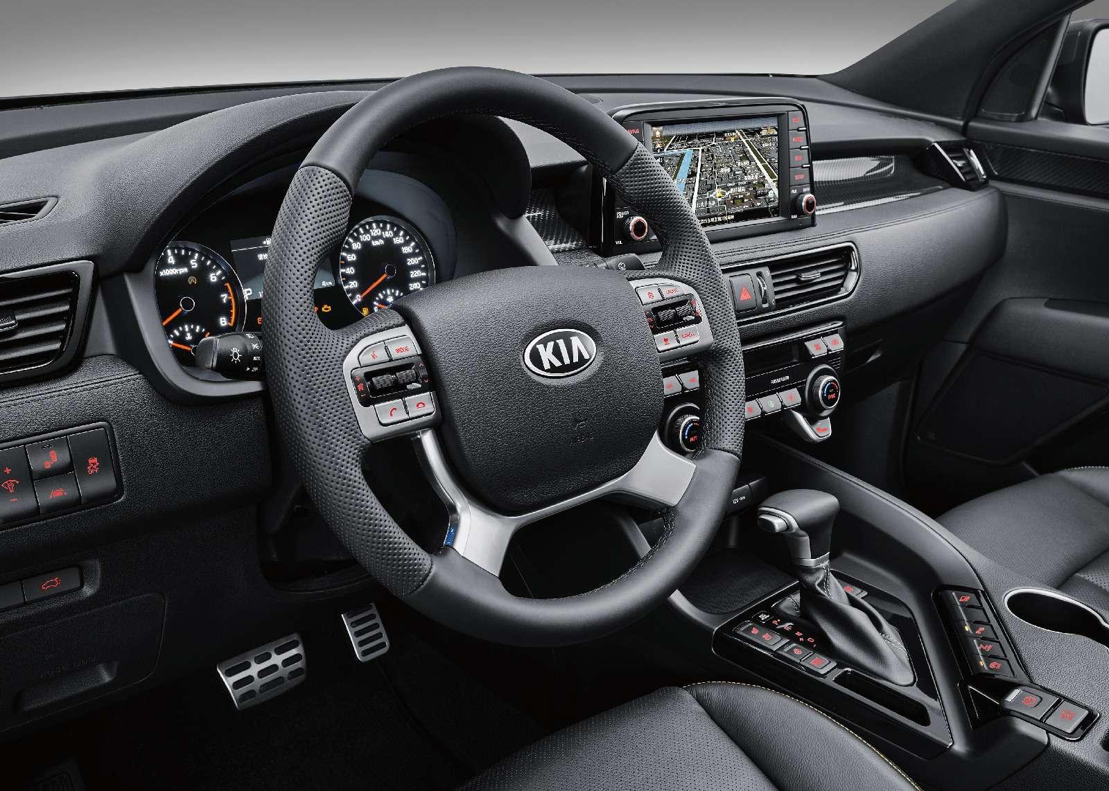 Дешево ипо-домашнему: стартовали продажи кроссовера Kia KX7— фото 724596