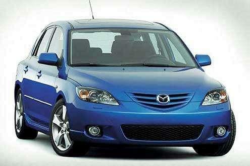 Mazda3 появится воктябре— фото 37624