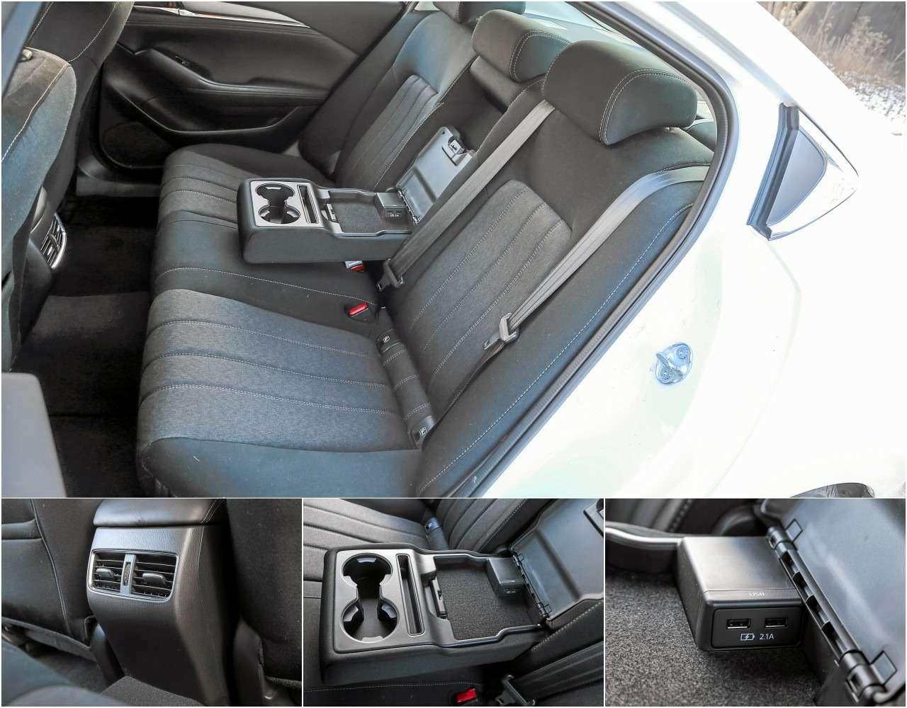 Skoda Octavia, Kia K5, Mazda 6— большой тест— фото 1221386