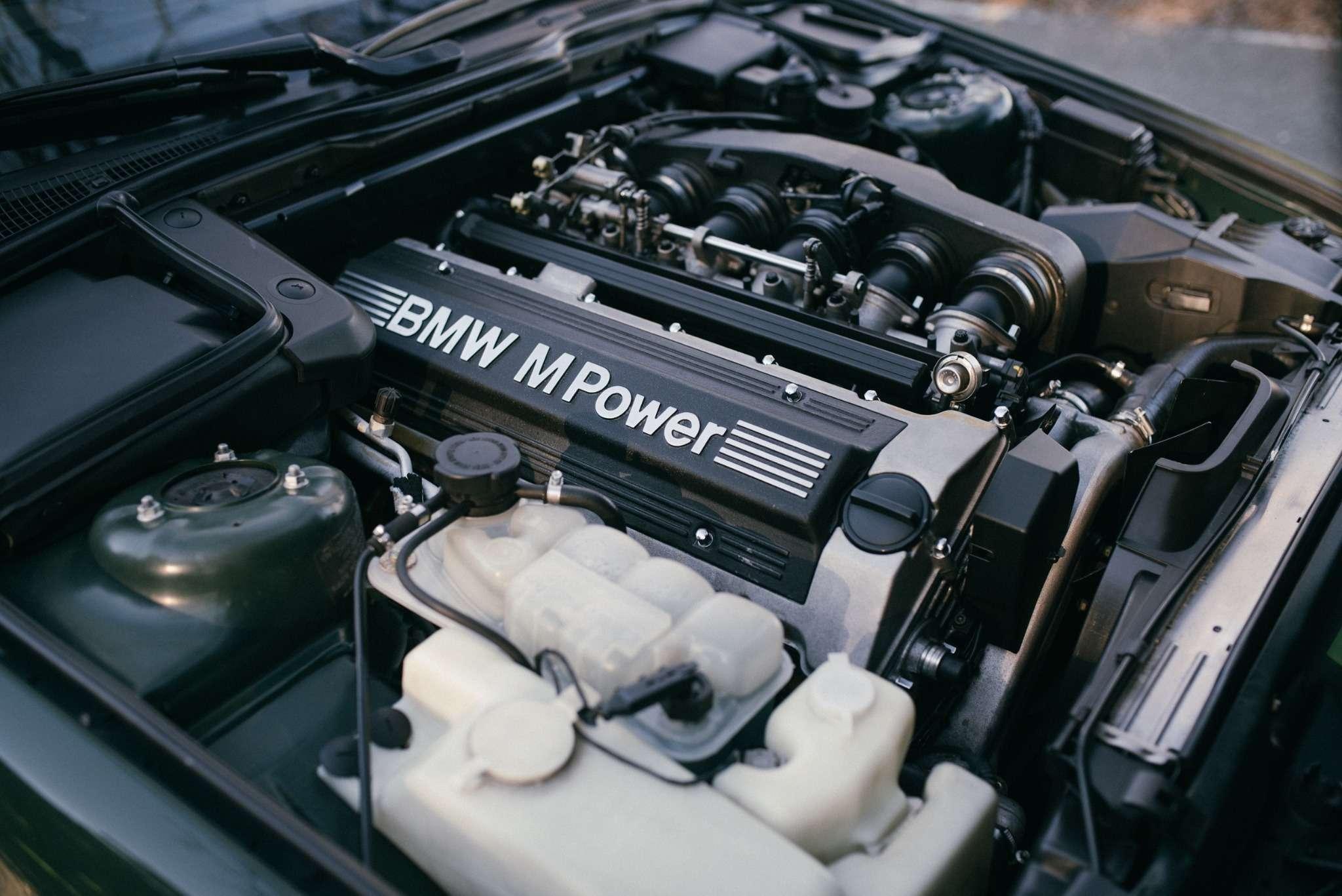 Elekta, тыпрекрасна: редчайшая «пятерка» BMW E34по цене новой M3— фото 732277
